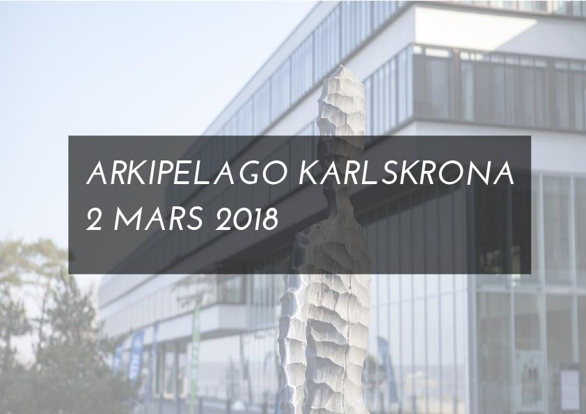 Arkipelago 2 mars
