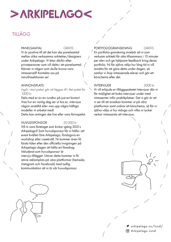 Arkipelago poster sid 2
