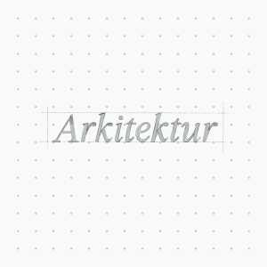 Tidskriften Arkitektur