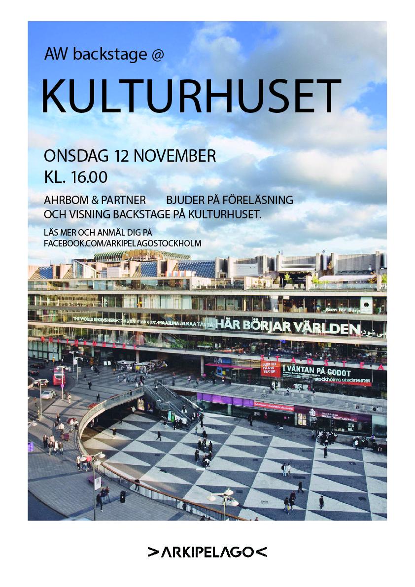 Kulturhuset