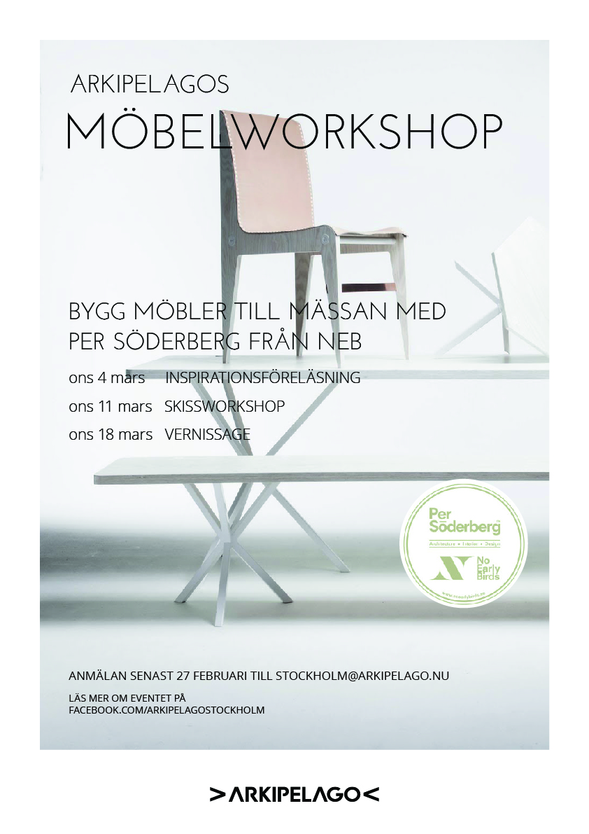 Möbelworkshop