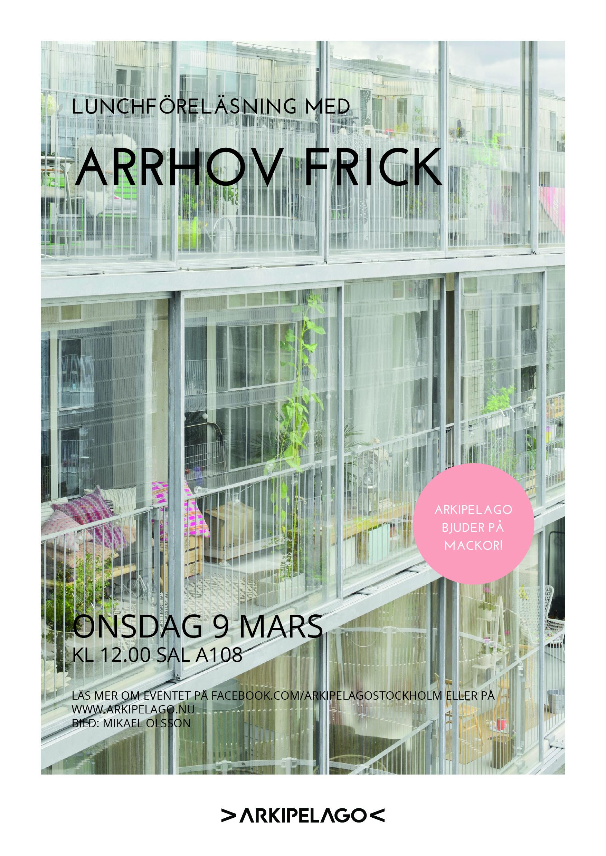 Arrhov Frick