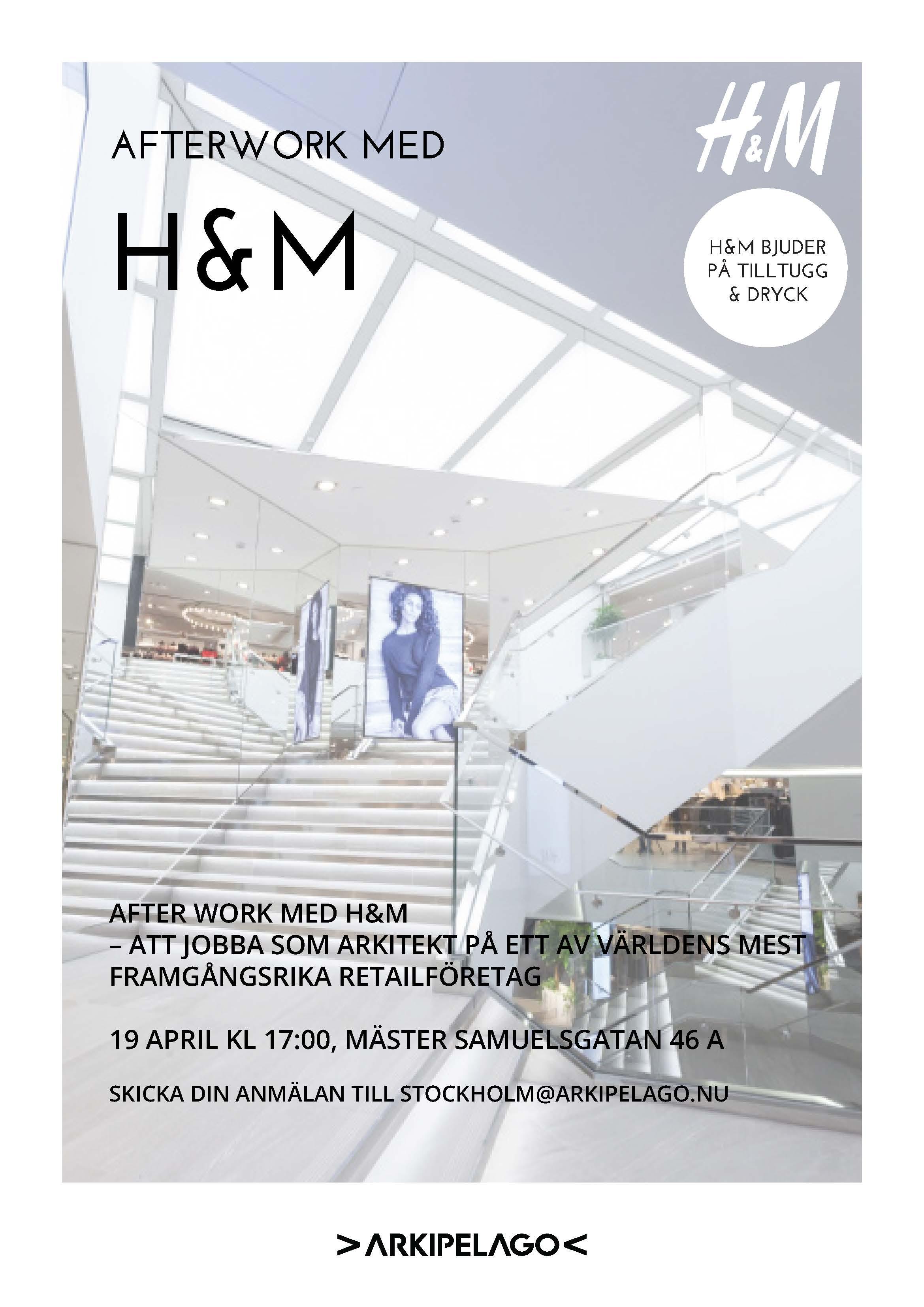 AFTERWORK H&M