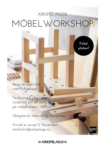 Möbelworkshop