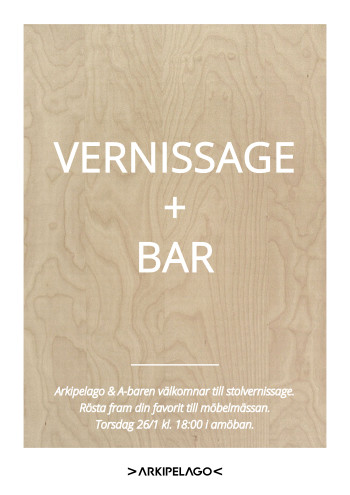 Vernissage + bar